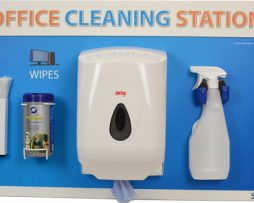 Office 5S Cleaning Tool Board Shine Station