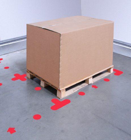 Floor Signal - Pallet Markers