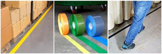 Factory Floor Marking