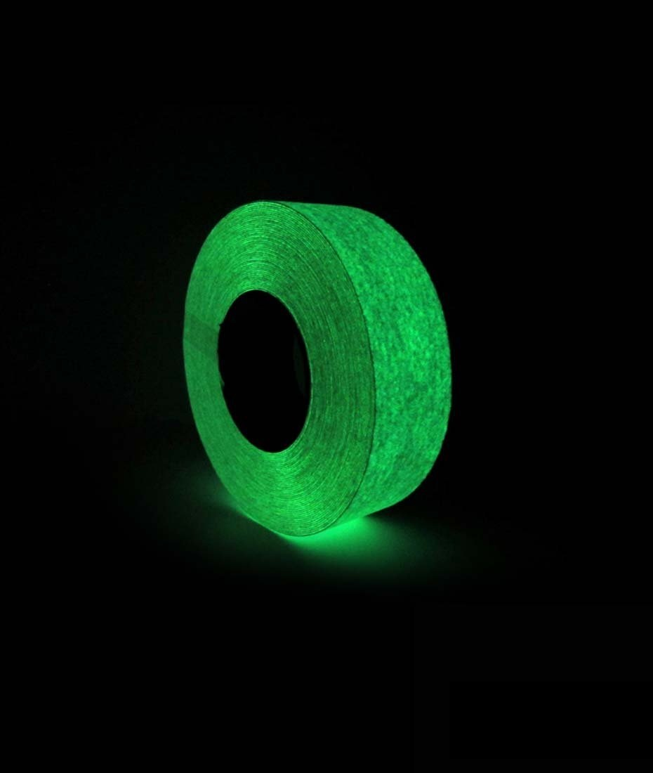 Anti Slip Glow In The Dark Floor Tape Sku 3403 The Lean