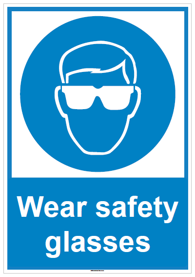 Safety Floor Signs A1 Sku 3419 The Lean Centre