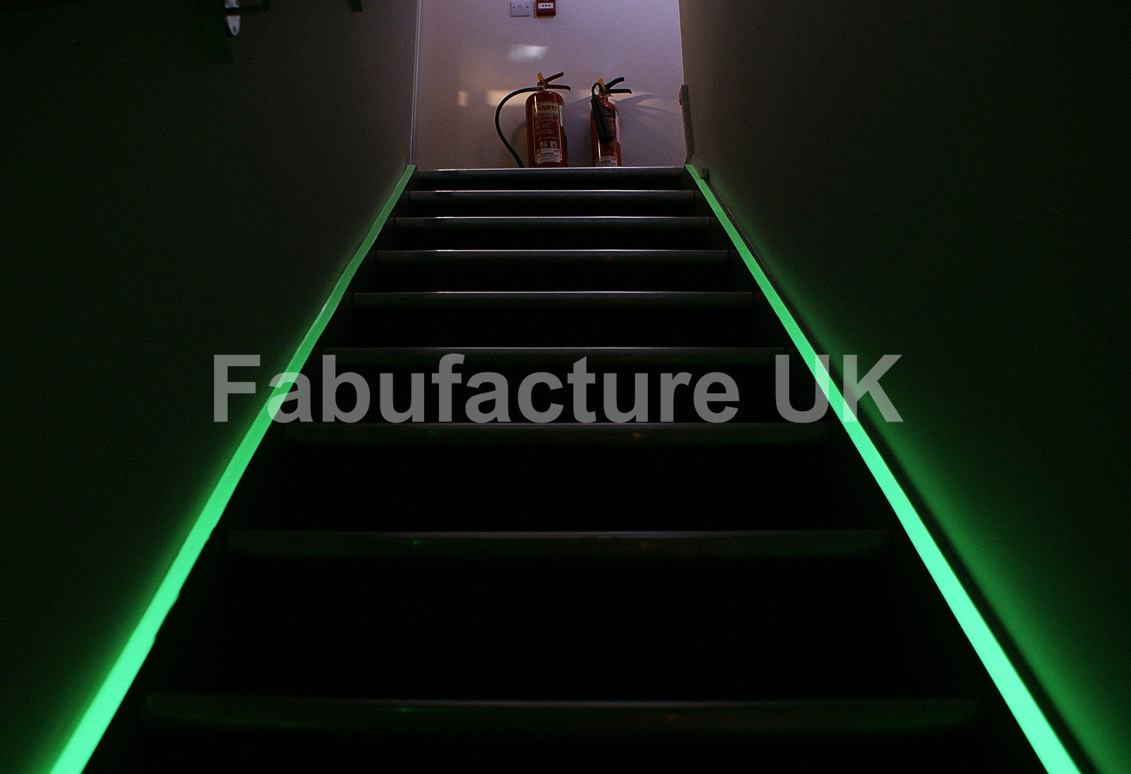 Glow In The Dark Photoluminescent Egress Tape 10m Sku