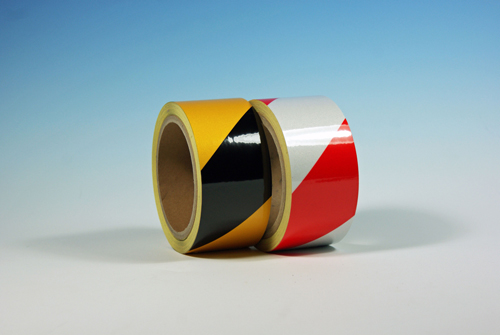 Reflective Hazard Tape