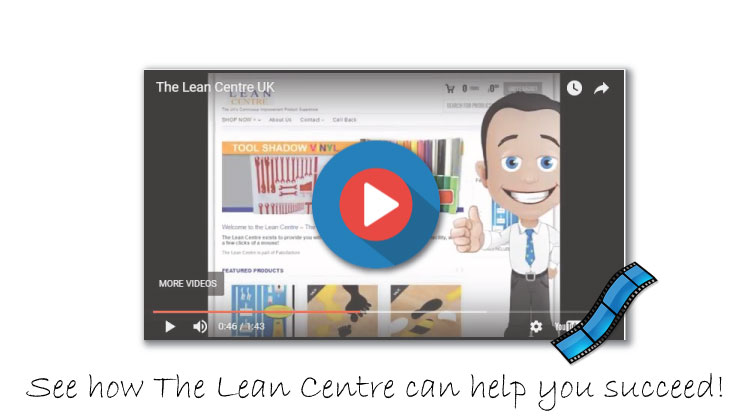 Welcome to the Lean Centre – The UK's Continuous Improvement Superstore