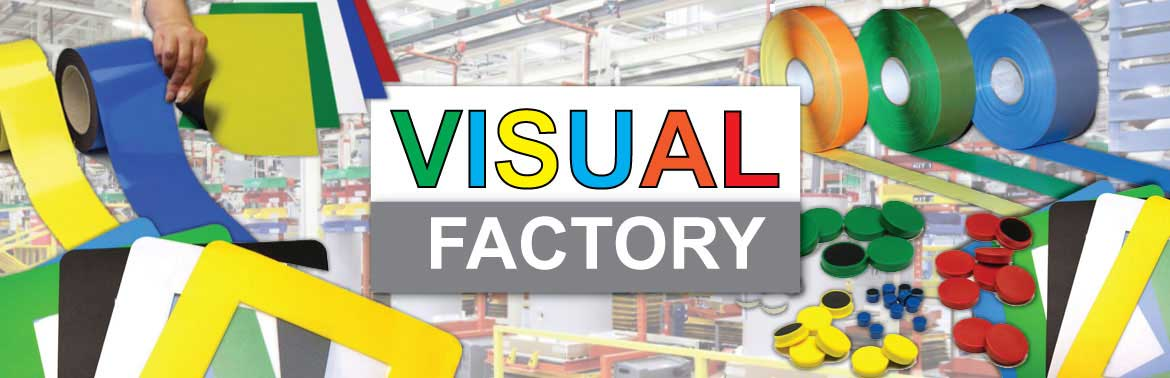 Visual Factory Coloured Products